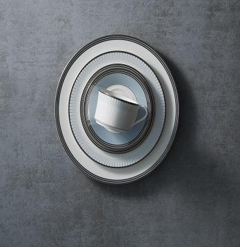 Bogart Platinum Luxury Designer Dinnerware Amp Premium